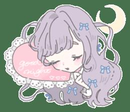 Minette Girls Stamp sticker #13457040