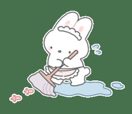 Minette Girls Stamp sticker #13457048