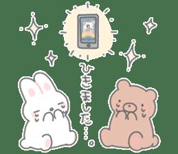 Minette Girls Stamp sticker #13457051