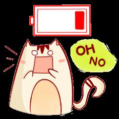 Tamako The Cat (Animated)