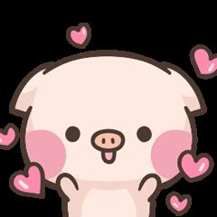 Cute pig - Move Move Move!