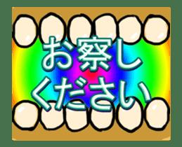 Vaporwave trendy aesthetic sticker #13470391