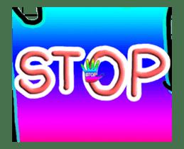 Vaporwave trendy aesthetic sticker #13470396