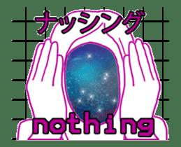 Vaporwave trendy aesthetic sticker #13470401