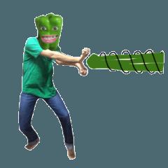 Mr.Green Pepper!2