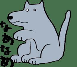 Hin-non Animals sticker #13483227