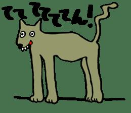Hin-non Animals sticker #13483241