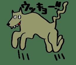 Hin-non Animals sticker #13483242