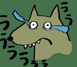 Hin-non Animals sticker #13483243