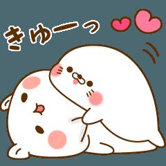 Stinging tongue seal & Vulgar bear Love