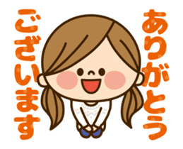 Kawashufu: Animated3[winter] sticker #13497929