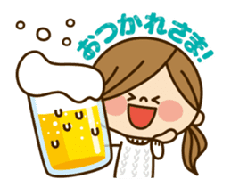 Kawashufu: Animated3[winter] sticker #13497933