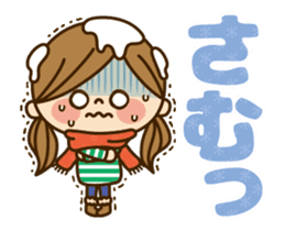 Kawashufu: Animated3[winter] sticker #13497934