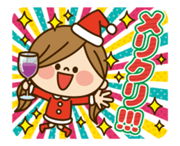 Kawashufu: Animated3[winter] sticker #13497938