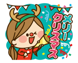 Kawashufu: Animated3[winter] sticker #13497939