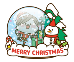 Kawashufu: Animated3[winter] sticker #13497940