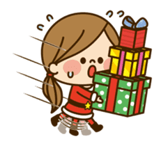 Kawashufu: Animated3[winter] sticker #13497941