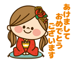 Kawashufu: Animated3[winter] sticker #13497946