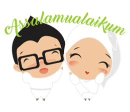 STORY TAMI & TRIS (MARRIED COUPLE) sticker #13507062