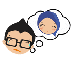 STORY TAMI & TRIS (MARRIED COUPLE) sticker #13507075