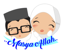 STORY TAMI & TRIS (MARRIED COUPLE) sticker #13507079