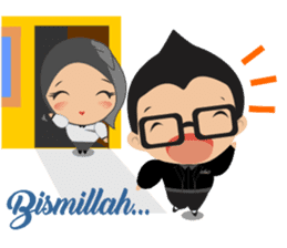 STORY TAMI & TRIS (MARRIED COUPLE) sticker #13507092