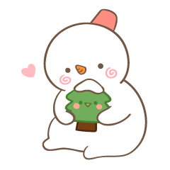 Snowman's winter & christmas