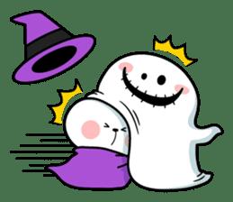 """Rabbit & Smile + Chick """"Halloween"""" sticker #13514222"""
