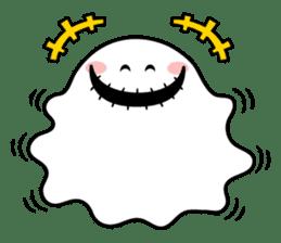 """Rabbit & Smile + Chick """"Halloween"""" sticker #13514223"""
