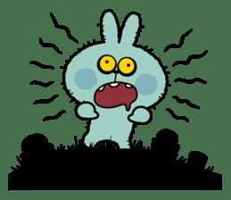 """Rabbit & Smile + Chick """"Halloween"""" sticker #13514230"""