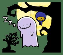 """Rabbit & Smile + Chick """"Halloween"""" sticker #13514243"""