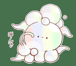 Cute Cthulhu sticker #13514715