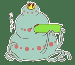 Cute Cthulhu sticker #13514722