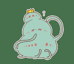 Cute Cthulhu sticker #13514723