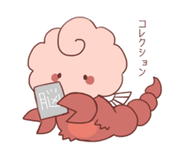 Cute Cthulhu sticker #13514738