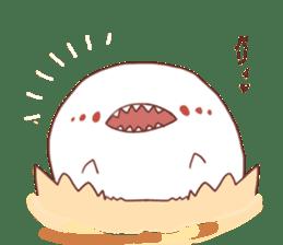 Cute Cthulhu sticker #13514744