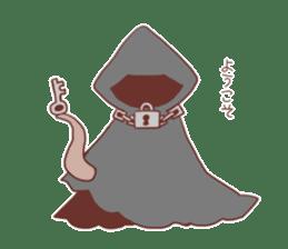 Cute Cthulhu sticker #13514747