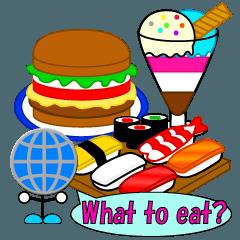 World Foods Restaurant ! Vol.1