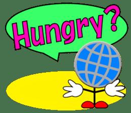 World Foods Restaurant ! Vol.2 sticker #13519182
