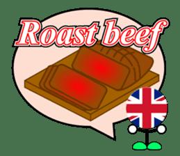 World Foods Restaurant ! Vol.2 sticker #13519187