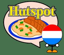 World Foods Restaurant ! Vol.2 sticker #13519188