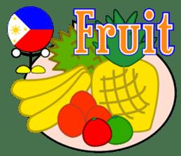World Foods Restaurant ! Vol.2 sticker #13519211