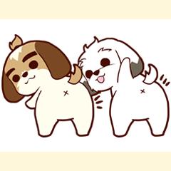 2 Shih Tzu Brothers V.2-Cheer Up!