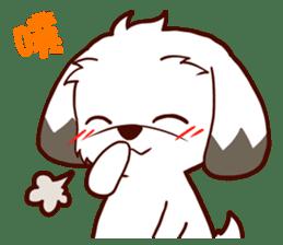 2 Shih Tzu Brothers V.2-Cheer Up! sticker #13523758