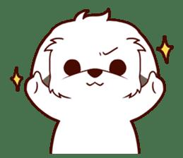 2 Shih Tzu Brothers V.2-Cheer Up! sticker #13523760