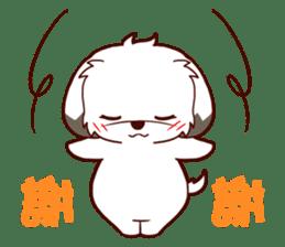 2 Shih Tzu Brothers V.2-Cheer Up! sticker #13523762