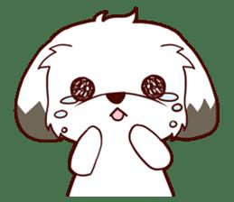 2 Shih Tzu Brothers V.2-Cheer Up! sticker #13523787