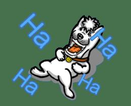 Horn Dog Animation sticker #13526364