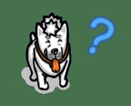Horn Dog Animation sticker #13526366