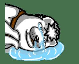 Horn Dog Animation sticker #13526368
